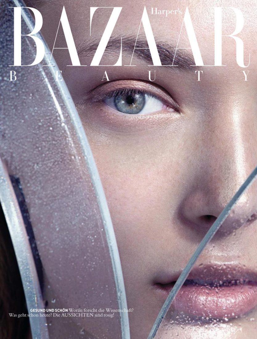 Close Up Agency Harper S Bazaar Beauty